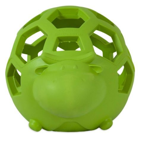 JW PET Ażurowa krowa - piłka dla psa