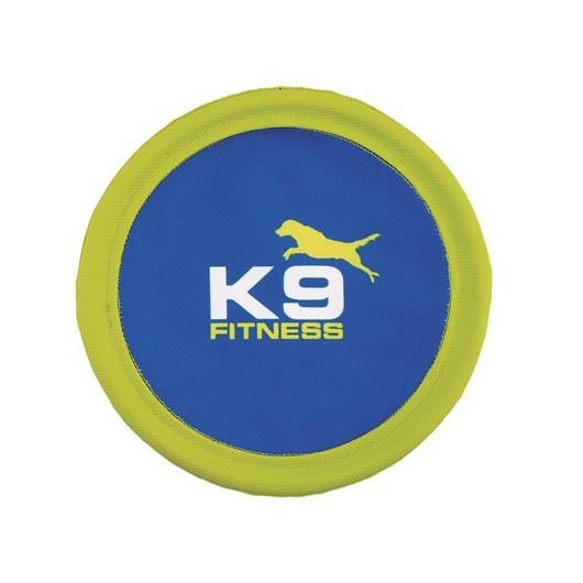 ZEUS K9 Fitness Flexi Flyer  - Dysk nylonowy, 27 cm