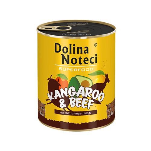 DOLINA NOTECI Superfood Kangur i wołowina 400g i 800g