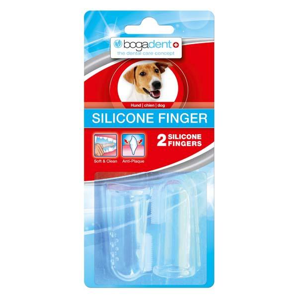 BOGADENT Silicone Finger silikonowa nakładka na palec do czyszczenia zębów
