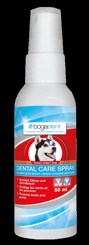 BOGADENT Dental Care Spray 50ml do zębów dla psów