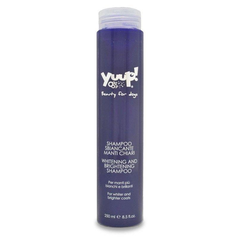 YUUP! Home Whitening and Brightening Shampoo - szampon rozjaśniający do szaty białej i jasnej, dla psów i kotów