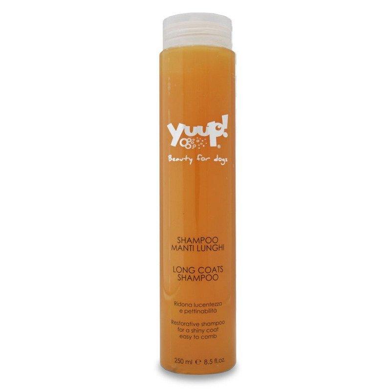 YUUP! Home Long Coats Shampoo - odżywczy szampon dla ras długowłosych