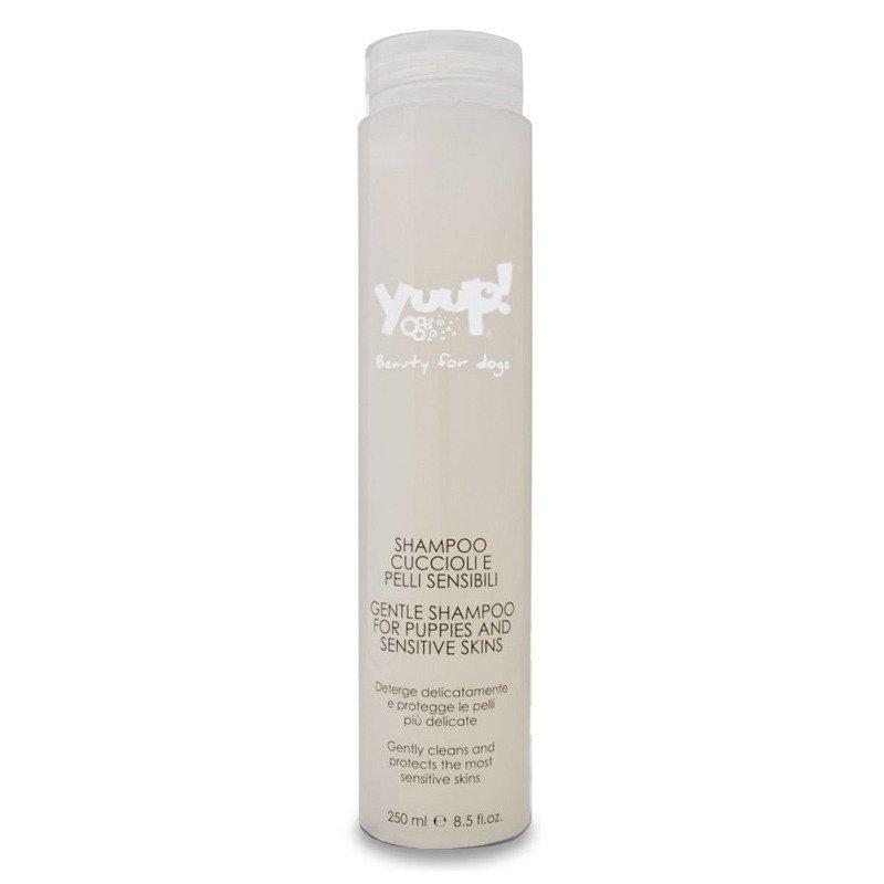 YUUP! Home Gentle for Puppies Shampoo - delikatny szampon dla szczeniąt i kociąt oraz zwierząt z wrażliwą skórą
