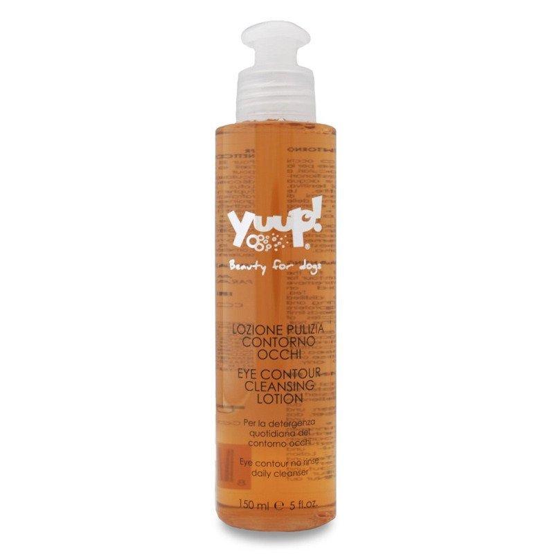 YUUP! Home Eye Contour Cleaning - preparat do pielęgnacji oczu zwierząt z naturalnymi ekstraktami, 150 ml
