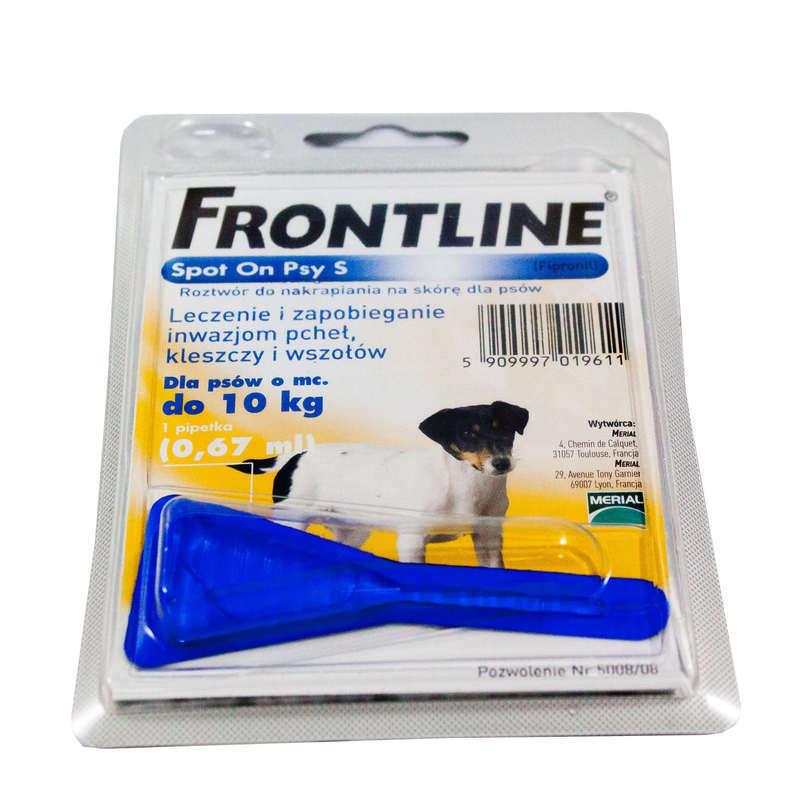 FRONTLINE - krople przeciw insektom dla psów ( 1 pipeta)