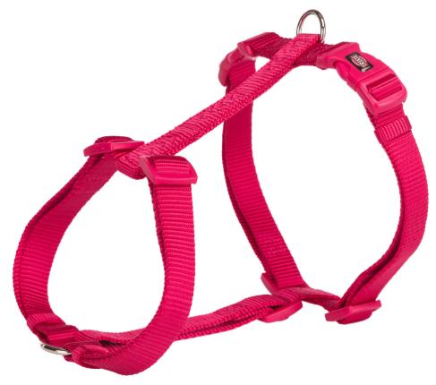 TRIXIE Premium - szelki dla psa, kolor fuksjowy