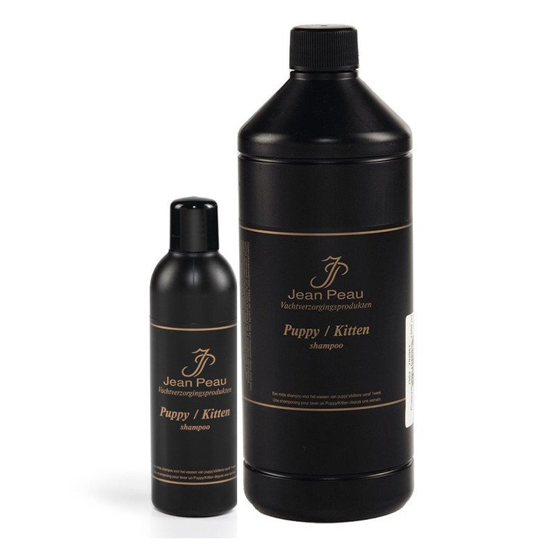 JEAN PEAU Puppy/Kitten Shampoo - niezwykle delikatny szampon dla szczeniąt i kociąt, koncentrat 1:4