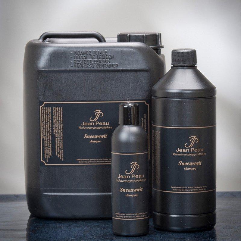 JEAN PEAU Snowwhite Shampoo - profesjonalny szampon do szaty białej, jasnej i srebrnej, koncentrat 1:4