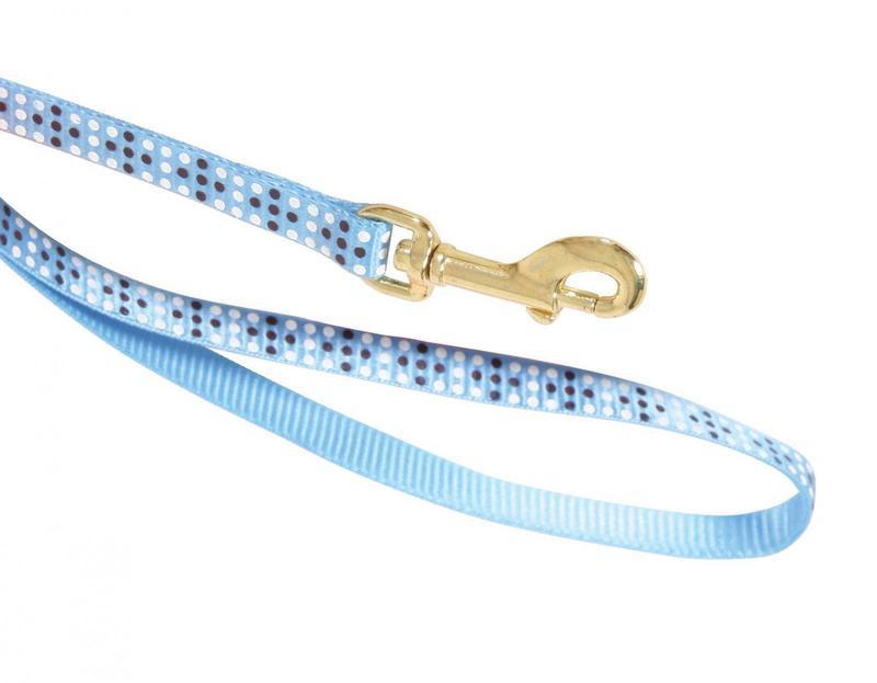 ZOLUX Smycz dla kota Colorful w kolorze niebieskim
