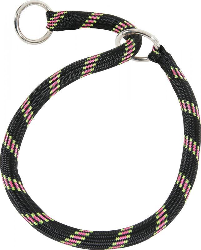 ZOLUX Obroża nylonowa - dławik dla psa w kolorze czarnym