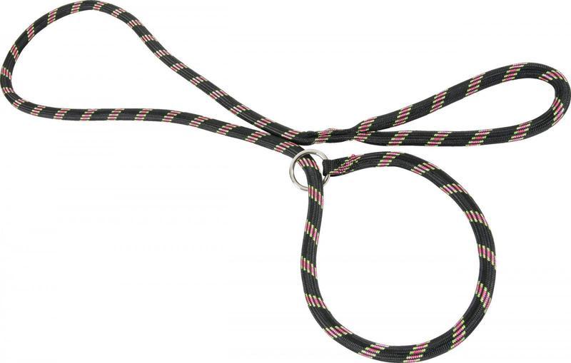 ZOLUX Smycz dławikowa dla psa w kolorze czarnym