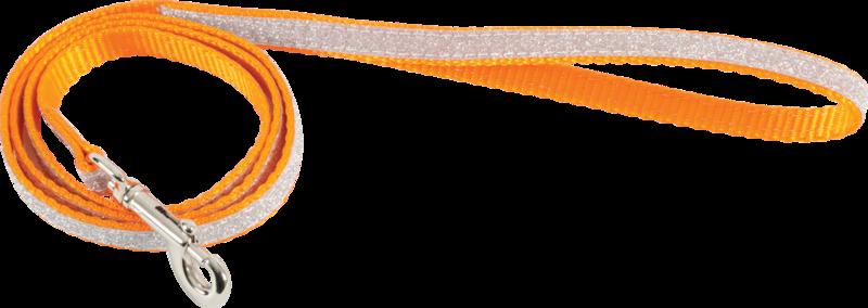 ZOLUX Smycz dla kota Shiny w kolorze pomarańczowym