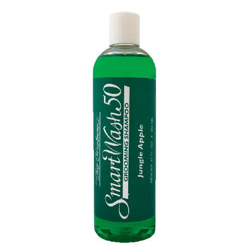 Chris Christensen Smart Wash Apple Shampoo - skoncentrowany (50:1) szampon o zapachu jabłek, do każdego typu szaty, 355 ml