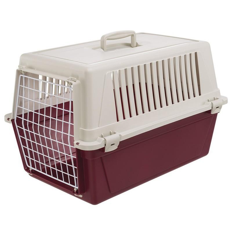 FERPLAST Atlas - Transporter dla małego psa lub kota, 10 EL lub 20 EL