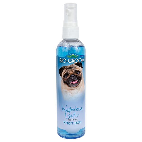 BIO-GROOM WATERLESS BATH suchy szampon, nie powodujący łzawienia, 473ml