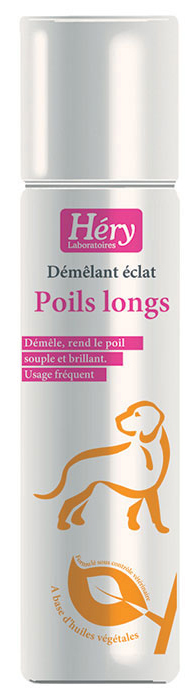 HERY Demelant Poils Long - Demelant Eclat - odżywka w aerozolu dla psów długowłosych