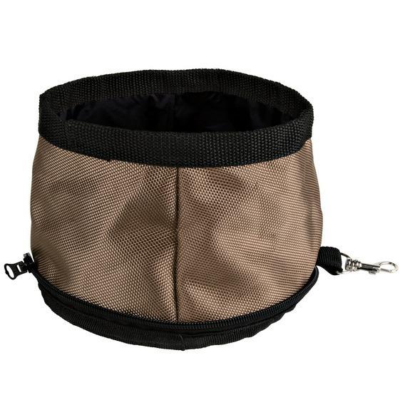 TRIXIE - Podróżna miska nylonowa dla psa 2,1 l