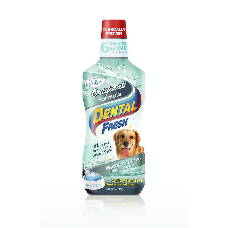 Dental Fresh - Preparat do higieny jamy ustnej i zębów