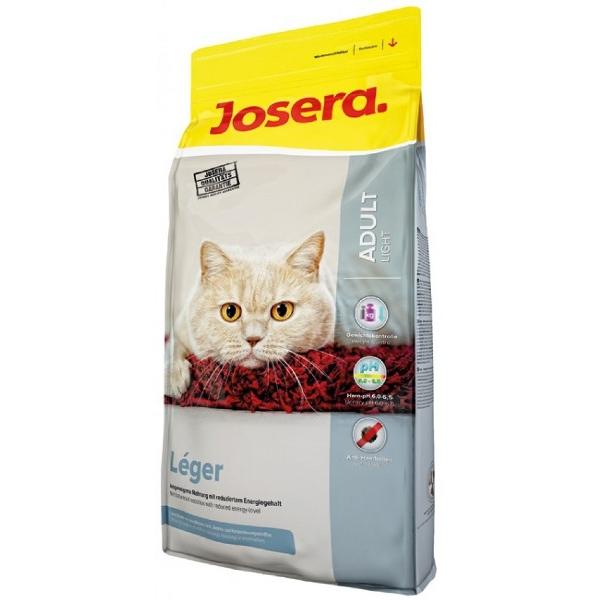 JOSERA Emotion Leger - karma dla dorosłych kotów z nadwagą i kastratów