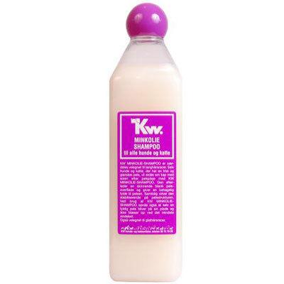 KW Minkolie Shampoo- szampon z olejkiem norkowym 500 ml