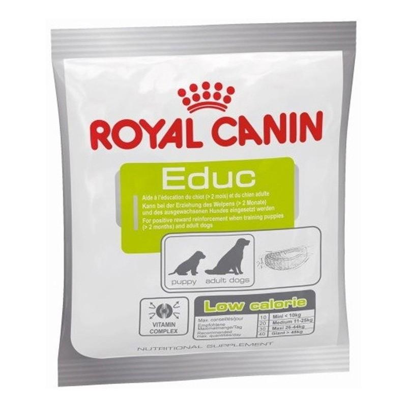ROYAL CANIN Educ- niskokaloryczny przysmak dla psa 50g