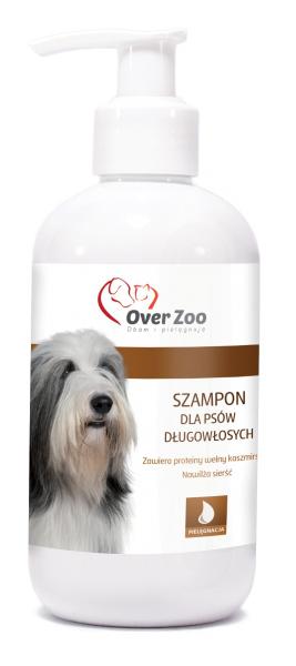 OVER ZOO - szampon dla psów długowłosych, 250ml