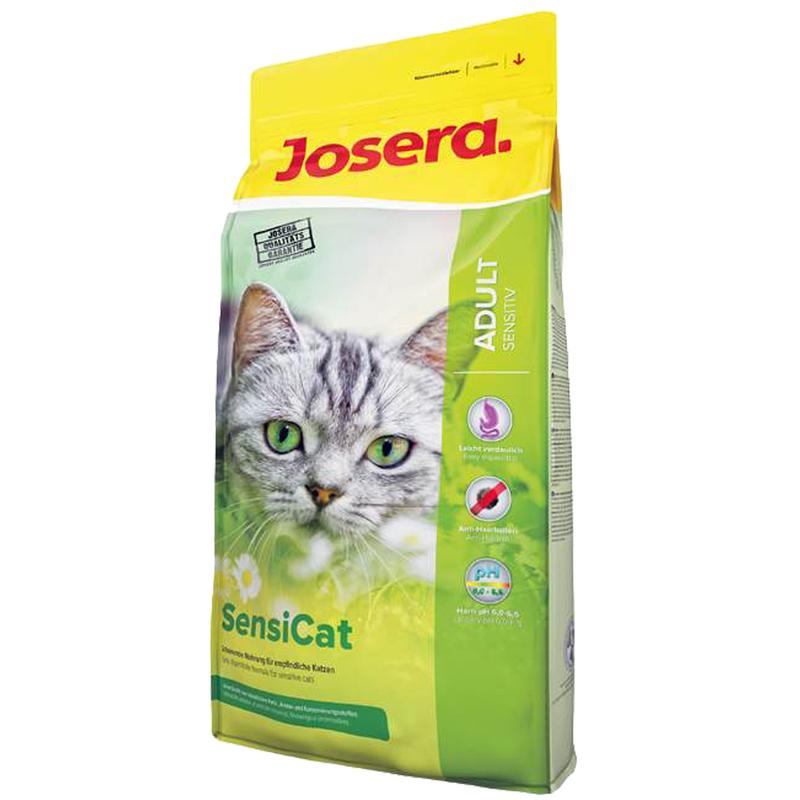 JOSERA SensiCat Adult - karma dla dorosłych kotów z wrażliwym żołądkiem