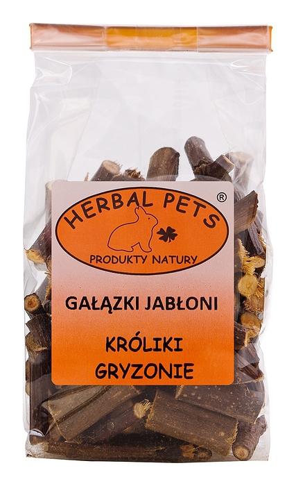 Herbal Pets Gałązki Jabłoni dla gryzoni 100g