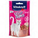 VITAKRAFT - CAT YUMS - przysmaki dla kota, 40g