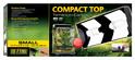 EXO TERRA Compact Top S - oprawa oświetleniowa do lamp kompaktowych