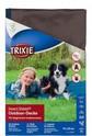 TRIXIE Koc piknikowy Insect Shield - koc odstraszający owady, kolor szarobrązowy