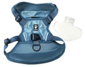 HURTTA Cooling Harness - Szelki chłodzące dla psa, kolor niebieski