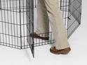 MIDWEST Kojec Step Thru - zagroda dla psa, kota i innych zwierząt