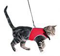 TRIXIE Miękkie szelki ze smyczą dla kota