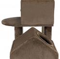 TRIXIE Drapak stojący Roja w kolorze brązowym