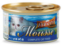 PRINCESS Premium Mousse mokra karma w puszce 85g dla kota, różne smaki