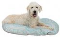 TRIXIE Poduszka owalna Bilko dla psa, kolor jasnoszary