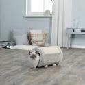 TRIXIE Rolka do zabawy dla kota w kolorze szarym