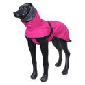 RUKKA WARMUP płaszcz dla psa, różowy, 9 rozmiarów