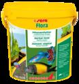 SERA Flora - Pokarm roślinny w postaci pływających płatków