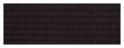 AMI PLAY Cotton - Smycz z ekologicznej bawełny 140 cm, kolor czarny