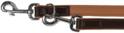 TRIXIE Smycz regulowana Active Comfort dla psa w kolorze brązowym