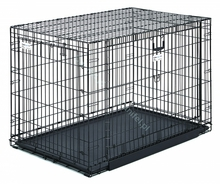 Mid West Ovation - klatka dla psa z podnoszonym frontem, rozmiar 1-5 Zobacz FILM!