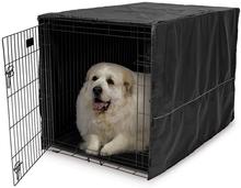 Mid West Quiet Time - pokrowiec na klatkę dla psa, rozmiar 6, (122x76x84cm)