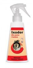 Dr Seidel  Ixoder - preparat zabezpieczający  zwierzęta przed inwazją kleszczy i komarów 100ml