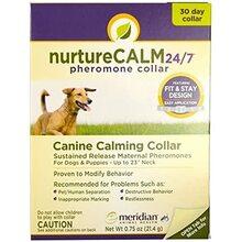 NATURECALM Pheromone- kojąca obroża z feromonami dla psów dorosłych i szczeniąt