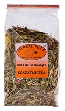 Herbal Pets Koszatniczka zioła uzupełniające, regulują funkcje układu pokarmowego 100g