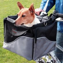 Trixie Front Box 2w1- torba rowerowa dla psów o wadze do 7kg MOŻE SŁUŻYĆ JAKO TORBA TRANSPORTOWA!