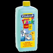 VITAKRAFT - AQUA DRINK - napój dla ptaków z jodem i składnikami mineralnymi, 500ml